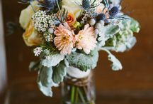 Country Chic' / Small intimate wedding in the country ©2015 JL Designs  www.jldesignsweddings.com