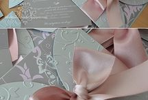 Stampin Weddings! / Great wedding invite ideas to case