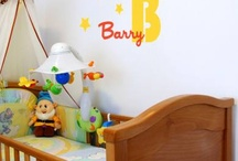 Nursery Wall Decals /  Wall decals for kids rooms are a terrific and straightforward way to transform any sort of area in simply an issue of mins. You can locate cover and stick wall decals in nearly any type of kind you desire. / by Vinyl Wall Decals