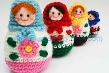 Crochet<3 / Ideas for my mom's crochet hobby / by Mary Jo Nunez