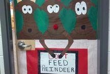 Holiday Door Decoration / by Kris Yellin