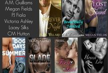 Just A Little Pimpin' / Sharing some great author info for you!