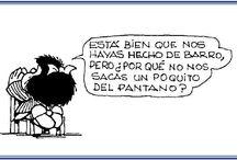 Mafalda / ❤️ / by Amanda Luana