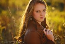 JWP Seniors / Senior portraits by Jennifer Weinman Photography.  Located in central Iowa