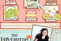 Scrapbook Things / by Ann Phillips-Castanon