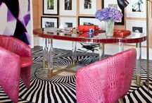 Art and Space / Spaces, design and colour we love