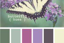 Inspirerende kleuren