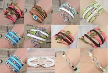 Infinity Bracelets for Sale