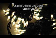 Christmas Lights Videos