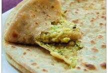 roti or  paratha