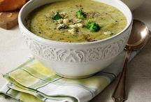 Soup, soup, tasty soup!