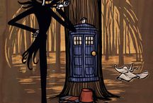 Disney Who / Disney Princess and Doctor Who Crossover