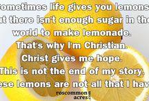 Faith / Encouragement for the Christian walk