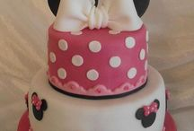 Twins Birthday Cake Ideas / Ideas for the girls birthday cake