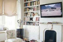 family rooms / by Heather Sanguinetti