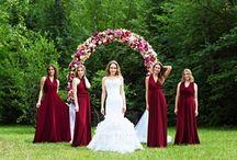 Платье трансформер / Платья для подружек невесты