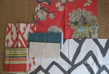 Fabric with fabric / by Wendy Stegle-Wallace