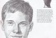sketch wajah