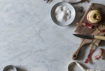 MAKE & BAKE | / ingredients food photography | prop styling | food styling | styling composition | food styling inspiration | prop styling ideas | ingredient styling inspo | styling incidentals |