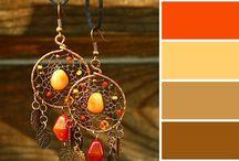 Colours Pallets