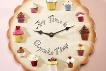 fimo clocks