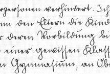 Siegtermin schrift