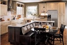 corner kitchen solutions / by Anne Galvin