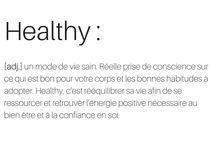 Healthy Evian