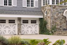 Steel Carriage House Garage Doors / Looks can be deceiving. From a distance, you see wood. Up close, it's durable, low-maintenance steel. Authentic carriage house looks, modern functionality to complement your home's exterior. For More Information Vist Our Website http://www.flashgaragedoorservice.com/ or Call 972-400-5957