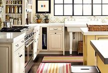 Kitchen / by Letitia Ray