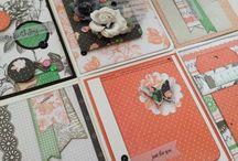 My Card Class / Kits for Treasured Memories