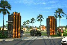 Ideas for the House / Korji Terrace-Ungasan,Bali....the fashion house at exclusive cluster south of Kuta