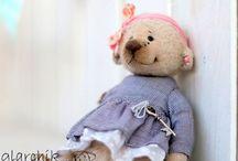 Bären / Mohair