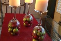 Christmas decorations / by Lorena Chvz