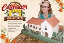 California 4th Grade Mission Project Ideas