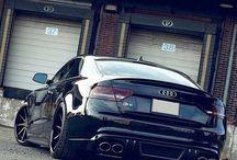 Voiture audi / Audi