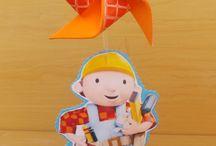 Bob o construtor em eva