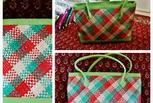 Fashion, bags and purses, leather, silk, woven bags / Our shop provide authentical designed products- made from natural materials - such as  BAGS : woven bags, mendong bags, bags of water hyacinth, pandanus mat bags, handbags from banana leaf, coconut shell bag, knitting bag, leather bags, batik bags.. We offer also cow leather bags with others ethnical Indonesian design like wayang figures, tribal drawings, batik and many more Indonesian arts and cultures... (BALI, CELEBES, BORNEO, PAPUA, JAVA etc....)  FEEL FREE TO ASK US  AIMEE BUDAYA SHOP