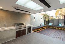 Outdoor Kitchen / Inspirational ideas