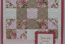 Quilt cards