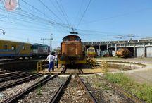 Piattaforme Girevoli Ferroviarie / Documentazione