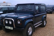 Defender 50th Anniversary