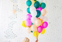 Balloons / Balloons, Balloons Decor
