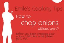 Emile's Cooking Tips / The best cooking tips by Emile Henry.