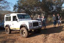 Land Rover Club 3RD Gates Event at Killarney 4x4