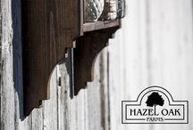 Hazel Oak Farms Tutorials / Hazel Oak Farms DIY furniture tutorials