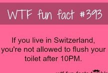 WTF FACTS!
