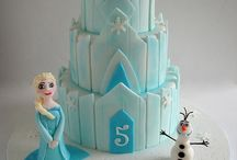 Ella Frozen Party