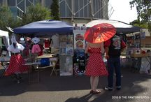 Rockabilly Bash 2016 / Date: February 27th, 2016 Food Fun and Fifties all day long at: AZ State Fairgrounds 1826 West McDowell Road, Phoenix, AZ 85007