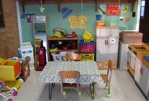 church preschool room